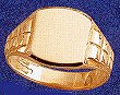 N3089 Gents Signet Ring